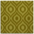 rug #250345 | square light-green animal rug