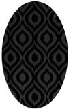 rug #250652 | oval animal rug