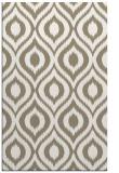 rug #250729 |  beige animal rug