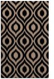 rug #250741 |  beige animal rug