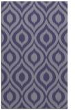 rug #250817 |  blue-violet animal rug