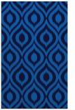 rug #250897    blue animal rug