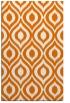 rug #250921 |  orange natural rug