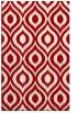 rug #250969 |  red animal rug