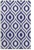 rug #251009 |  blue animal rug