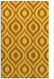 rug #251033 |  light-orange animal rug