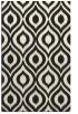 rug #251037 |  black animal rug