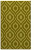 rug #251049 |  light-green animal rug