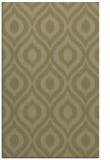 rug #251053 |  light-green animal rug