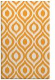 rug #251077 |  light-orange animal rug