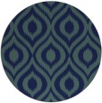 rug #251114 | round animal rug