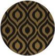 rug #251197 | round animal rug
