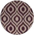 rug #251241 | round natural rug