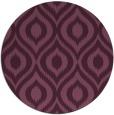 rug #251244 | round animal rug