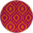 rug #251347   round natural rug