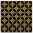 rug #251805 | square brown circles rug