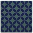 rug #251817 | square blue traditional rug