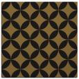 rug #251901 | square black circles rug