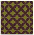 rug #252013 | square green rug