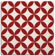 rug #252033 | square red traditional rug