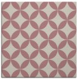 rug #252125 | square pink traditional rug
