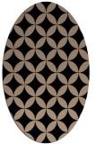 rug #252150 | oval popular rug