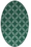 rug #252194 | oval traditional rug