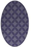 rug #252228 | oval geometry rug