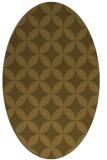 rug #252256   oval circles rug