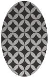 rug #252338   oval rug