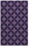 rug #252585 |  purple traditional rug