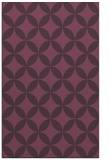 rug #252713 |  purple traditional rug