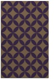 rug #252721 |  purple traditional rug