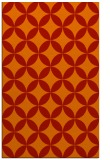 rug #252733 |  red traditional rug