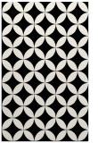 rug #252761 |  black traditional rug