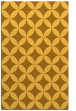 rug #252793 |  light-orange circles rug