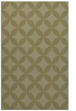 rug #252813 |  light-green circles rug