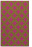 rug #252817    light-green circles rug