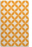 rug #252837 |  light-orange traditional rug