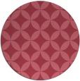 rug #252936 | round geometry rug