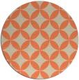 rug #253037 | round beige circles rug