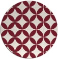 rug #253053 | round traditional rug