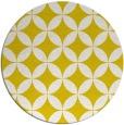 rug #253117 | round white circles rug