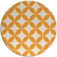 rug #253189 | round white circles rug
