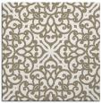 rug #253545 | square white rug