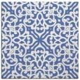 rug #253585   square blue traditional rug