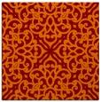 rug #253734   square traditional rug