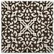 rug #253841   square brown popular rug