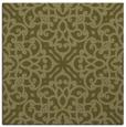 rug #253877 | square light-green rug