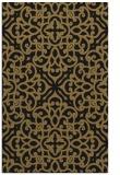 rug #254269 |  brown traditional rug